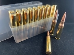 338 LM 250gr BTHP MATCH Ammunition!!! Peterson Brass!!! Box of 20, FREE MTM Case Guard!!!