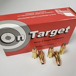 9mm, 124 grain JHP, New Brass, 50 rounds-Hollow Point-Defensive Ammunition-No LIMIT!!!